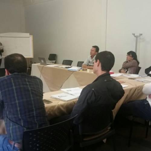 Entrenamiento de actualización al personal de nivel estratégico Manizales 9-10/10/2017)