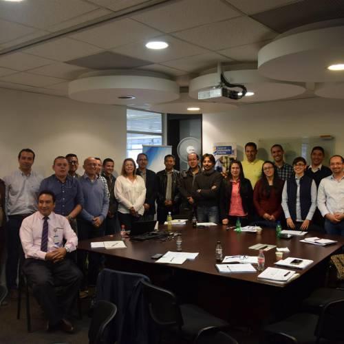 Taller de Formación Especializada como Auditor Interno en la Norma IATF 16949:2016 (Bogotá 30/10/2017 – 03/11/2017)